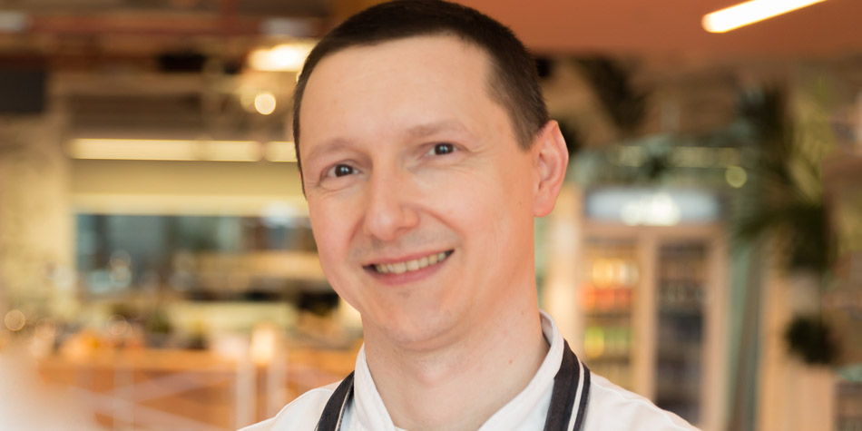 Arnaud Torchy – Executive Chef, Facebook Kitchen