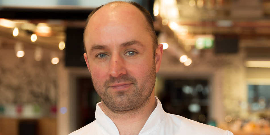 Aydon Yeaman - Head Chef, Facebook Kitchen