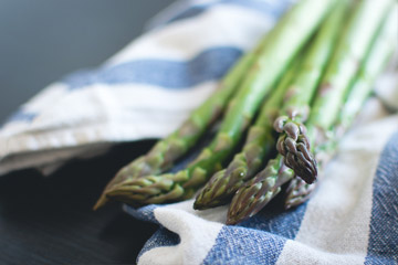 Making the most of asparagus