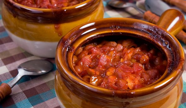 National Baked Bean Month