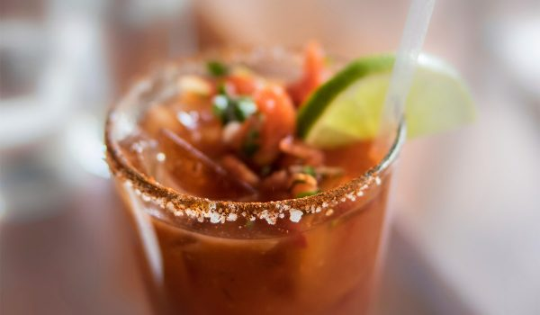 Bloody Mary – cocktail of the month