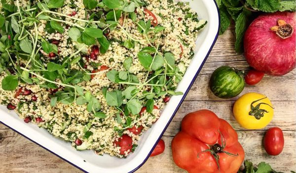 Tabbouleh is more than a super side