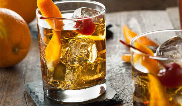 Old Fashioned – cocktail of the month