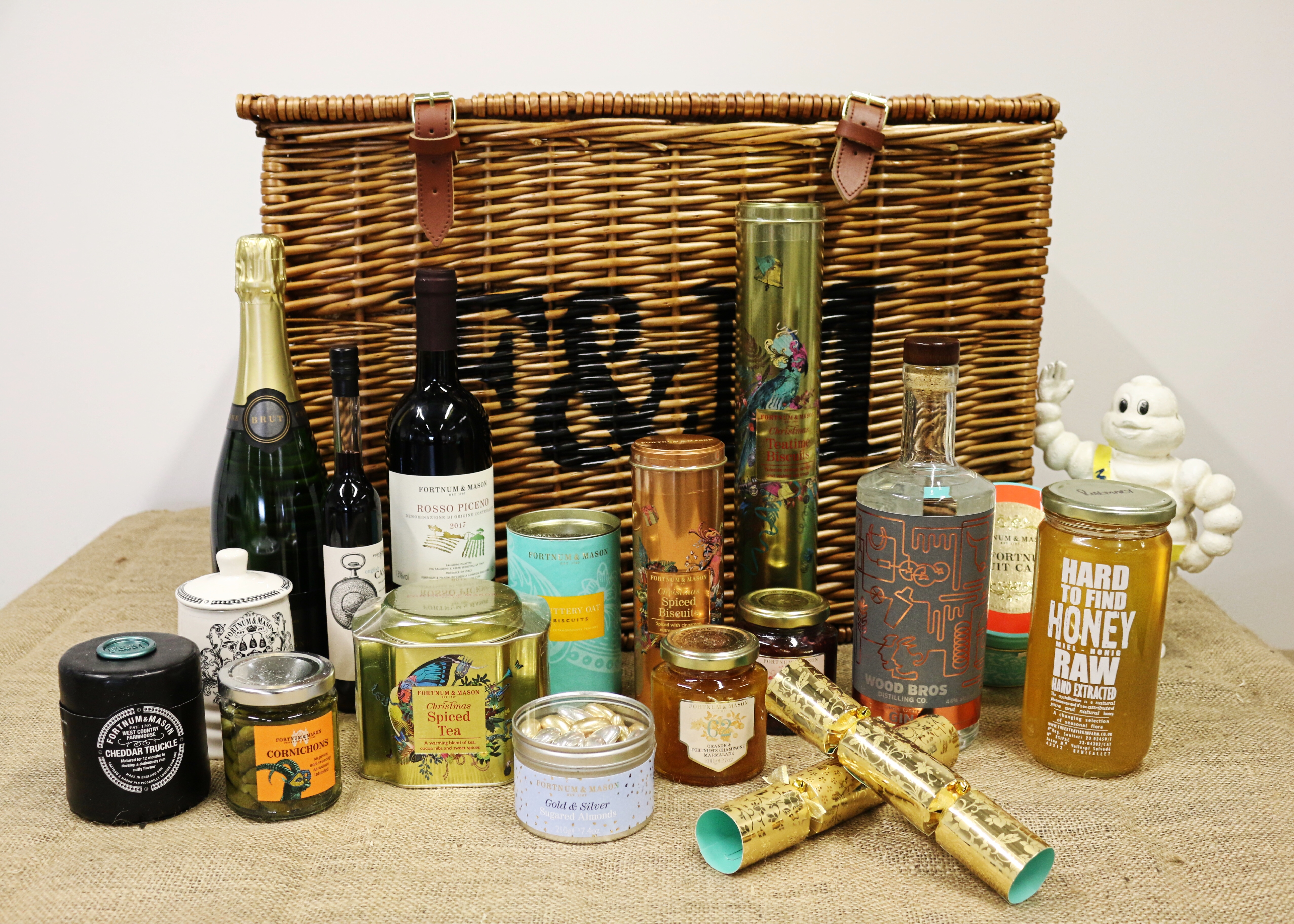 Christmas Hamper Giveaway - bread & honey
