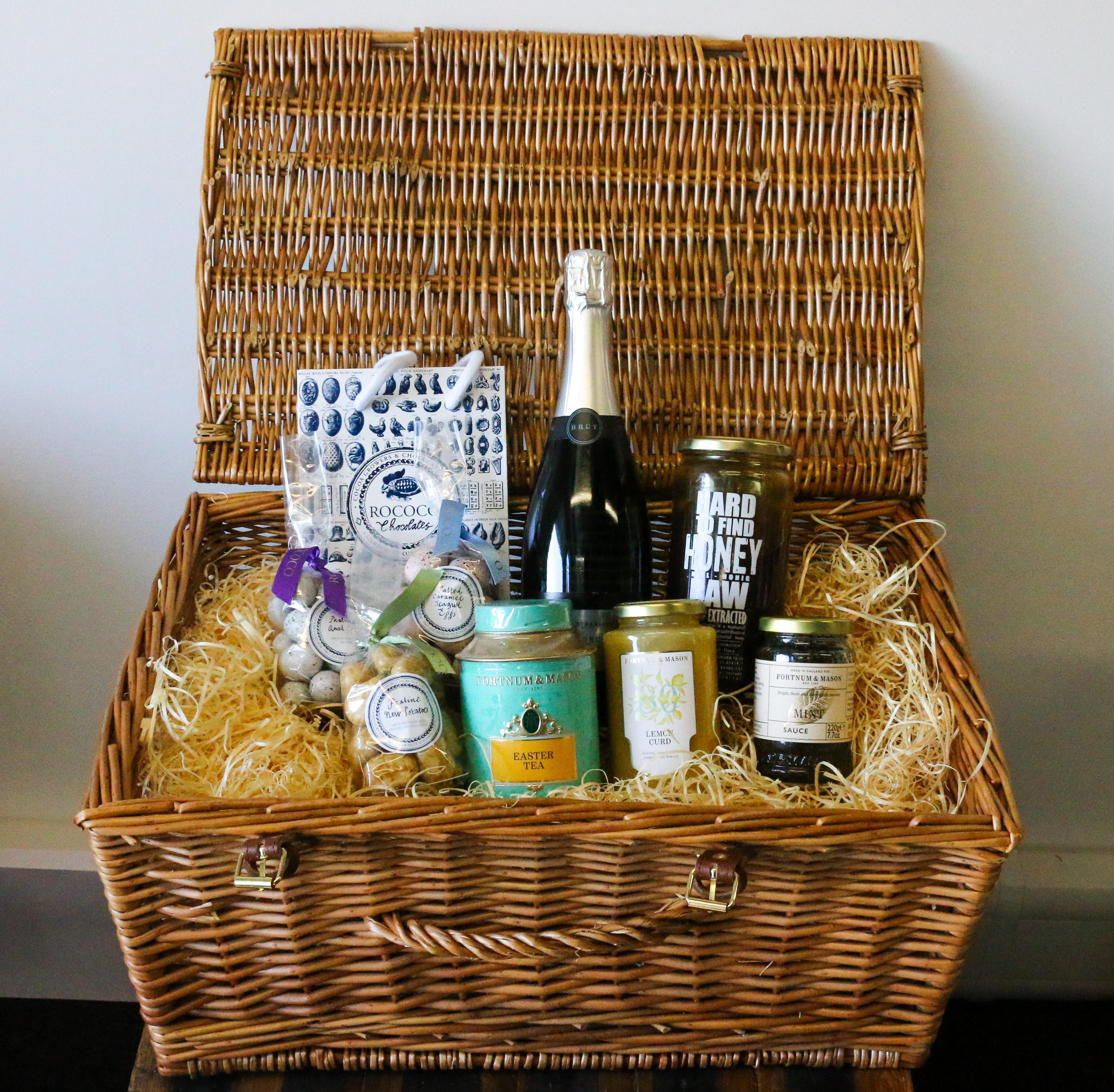 Easter Hamper Giveaway - bread & honey